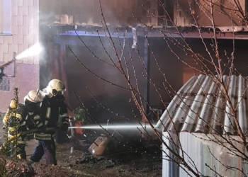Brand Lügde 09.03.2020