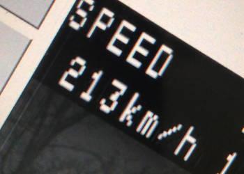 213 km/h