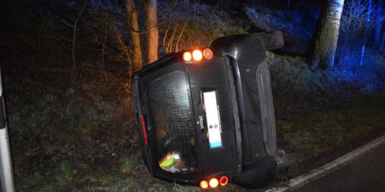 Autounfall Bünde 31.03.2020