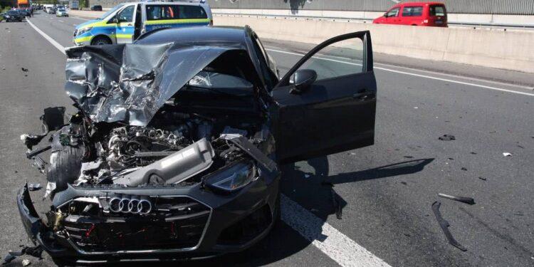 Autounfall Bünde 06.05.2020