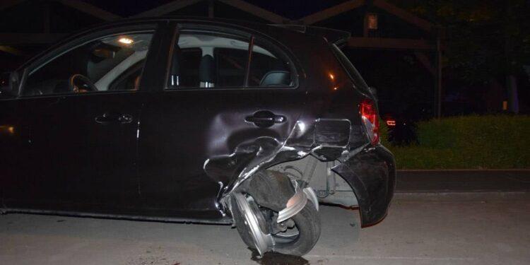 Autounfall Bünde 14.05.2020