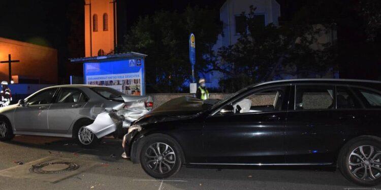 Autounfall Löhne 15.05.2020