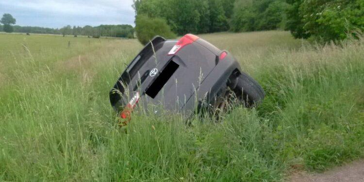 Autounfall Petershagen 27.05.2020