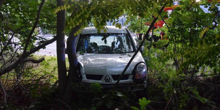 Autounfall Kirchlengern 30.04.2020