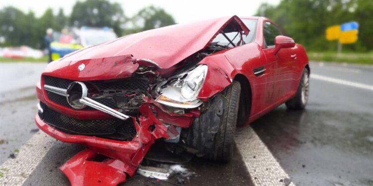 Autounfall Minden 15.06.2020