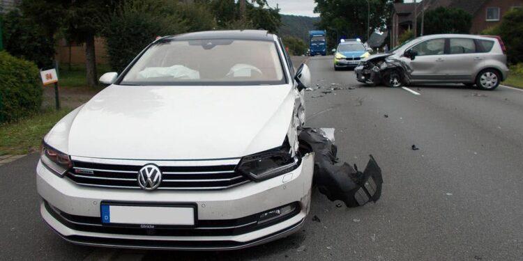 Autounfall Bad Oeynhausen 05.07.2020