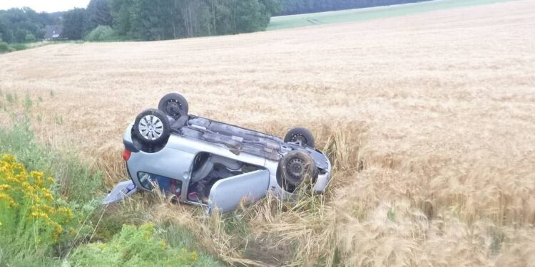 Autounfall Bielefeld 02.07.2020