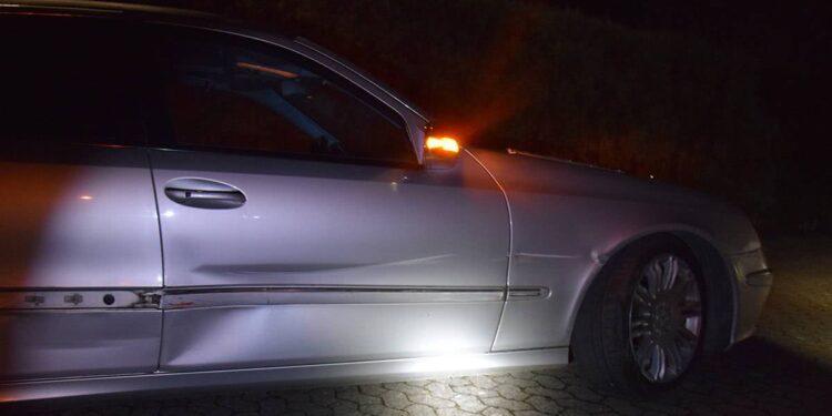 Autounfall Bünde 01.07.2020