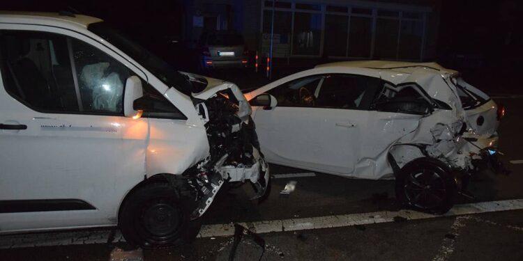 Autounfall Löhne 14.07.2020