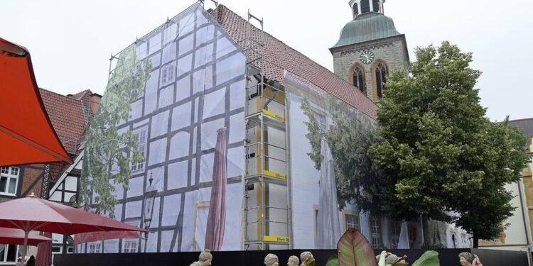 Historisches Rathaus Rheda-Wiedenbrück