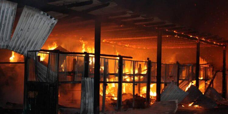 Brandstiftung Bad Oeynhausen 31.07.2020