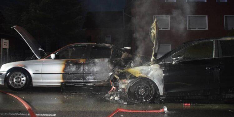 Autounfall Löhne 16.09.2020