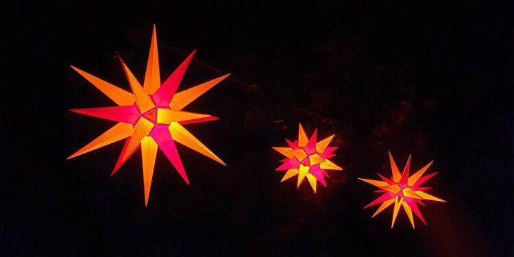 Beleuchtung Gartenschau