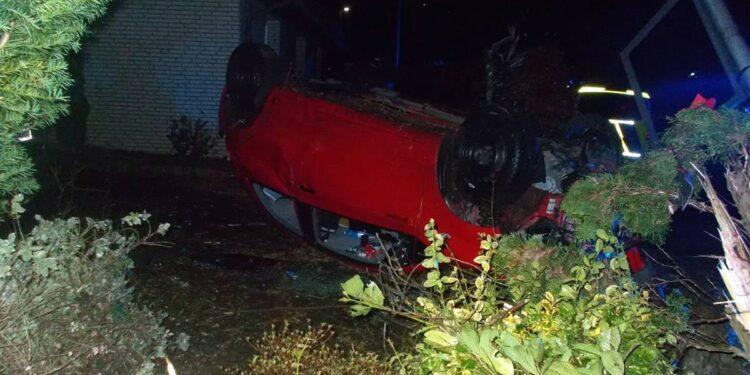 Autounfall Bad Oeynhausen 06.01.2021