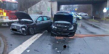 Autounfall Bad Oeynhausen 11.01 2021